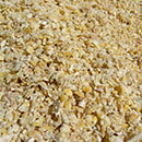 Maize germ extraction meal